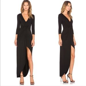 Lovers and Friends Sundance Maxi Black